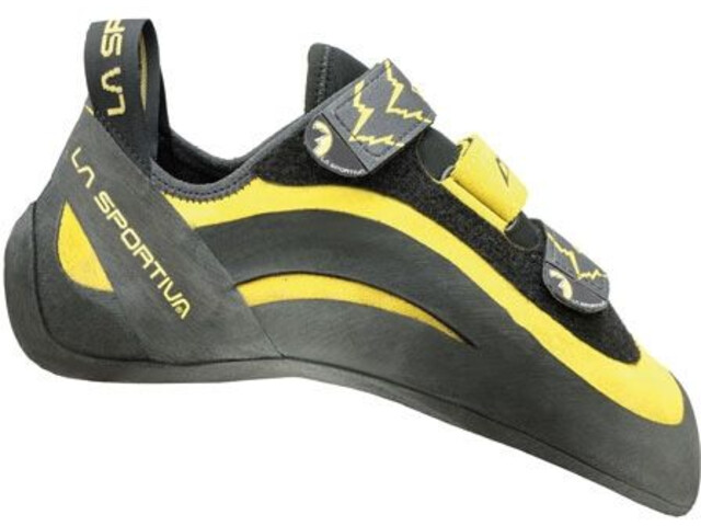 La Sportiva Miura VS Climbing Shoes Men yellow/black